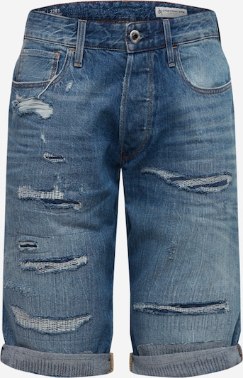 G-Star RAW Jeans Shorts in blue denim, Produktansicht