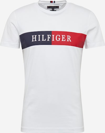 TOMMY HILFIGER Shirt in weiß, Produktansicht