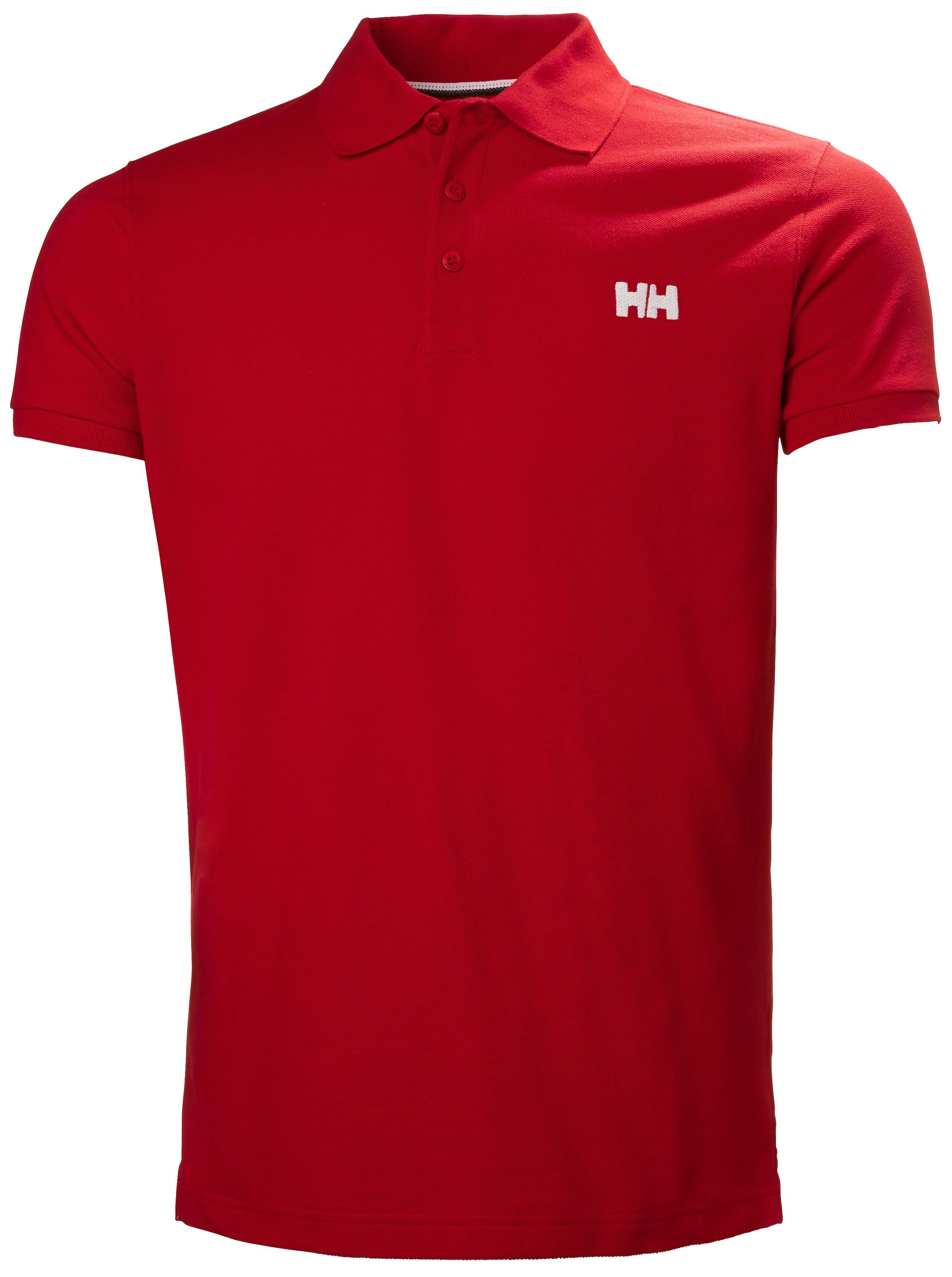 In Poloshirt Helly Poloshirt Poloshirt Rot Hansen In Hansen Hansen In Helly Rot Helly kPXZiTOu