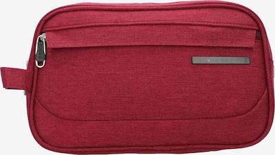 Gabol Trousses de toilette 'Board' en rouge, Vue avec produit