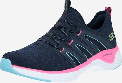 éjkék / világos-rózsaszín SKECHERS Sportcipő 'Solar Fuse - Electric Pulse', Termék nézet
