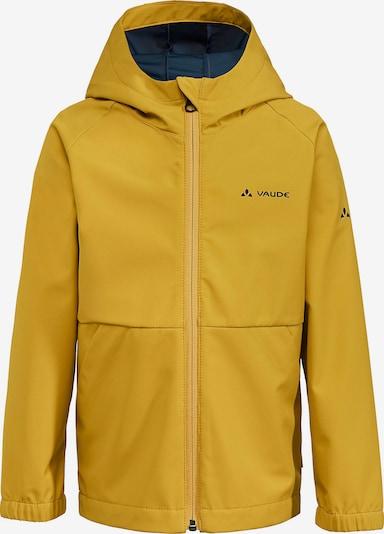 VAUDE Jacke in gelb, Produktansicht