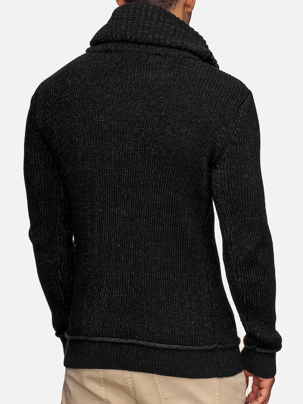 INDICODE JEANS Strickpullover 'Keshawn'