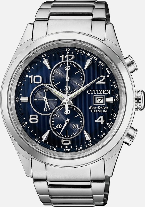 CITIZEN Citizen Chronograph 'Super Titanium, CA0650-82L'