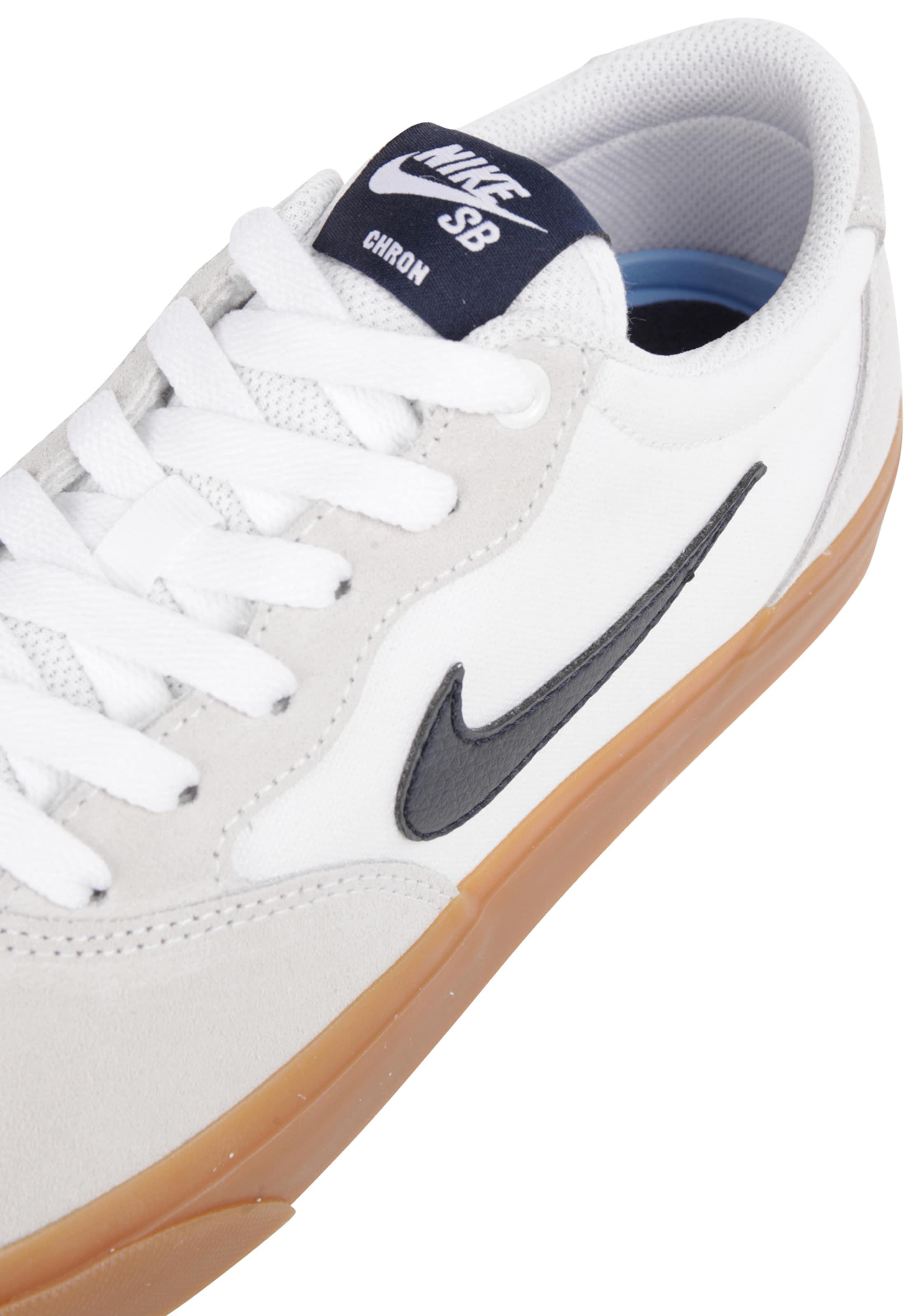 Nike In NavyHellgrau Weiß Sb Sneaker 'chron' rWQdExBoeC