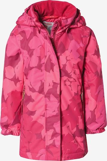 Reima Winterjacke 'Toki' in pink / himbeer, Produktansicht