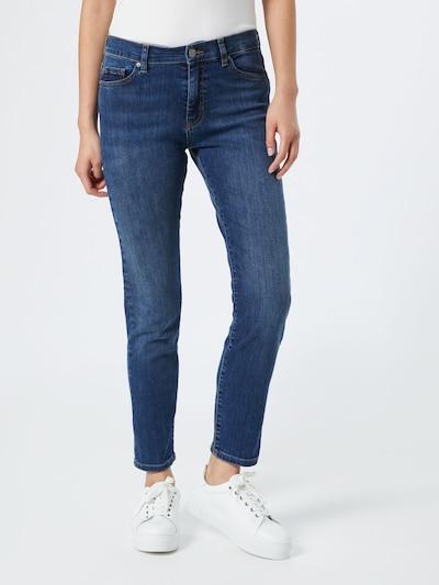 BOSS Jeansy w kolorze niebieski denimm, Podgląd na modelu(-ce)