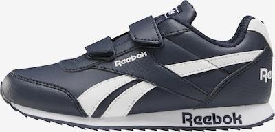 REEBOK Sneaker 'ROYAL CLJOG 2' in navy / weiß, Produktansicht