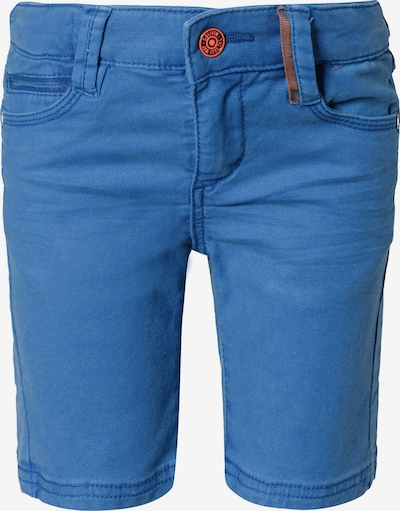 s.Oliver Shorts in blau: Frontalansicht
