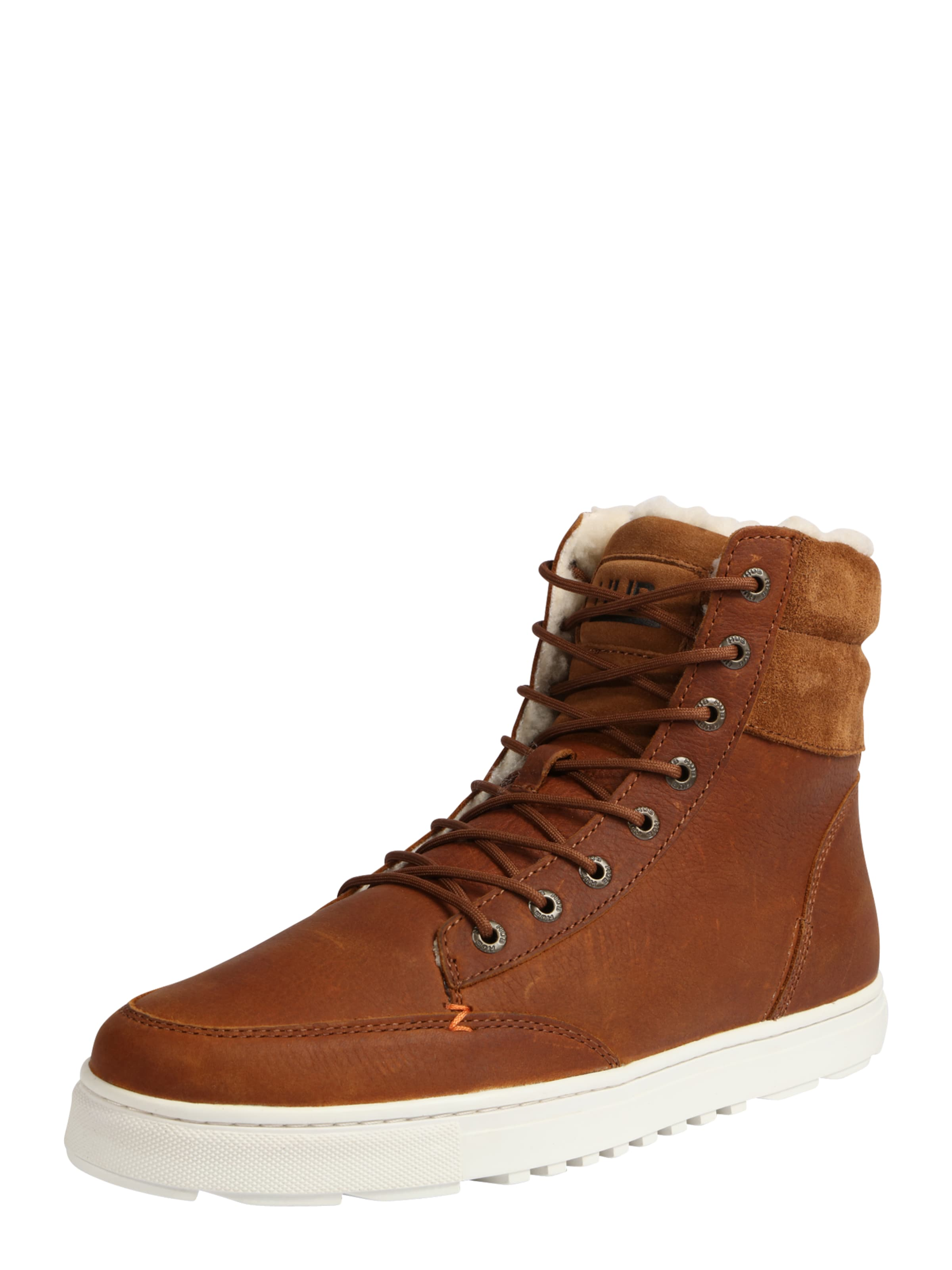 HUB High-Top Sneaker  Dublin L30 Merlins