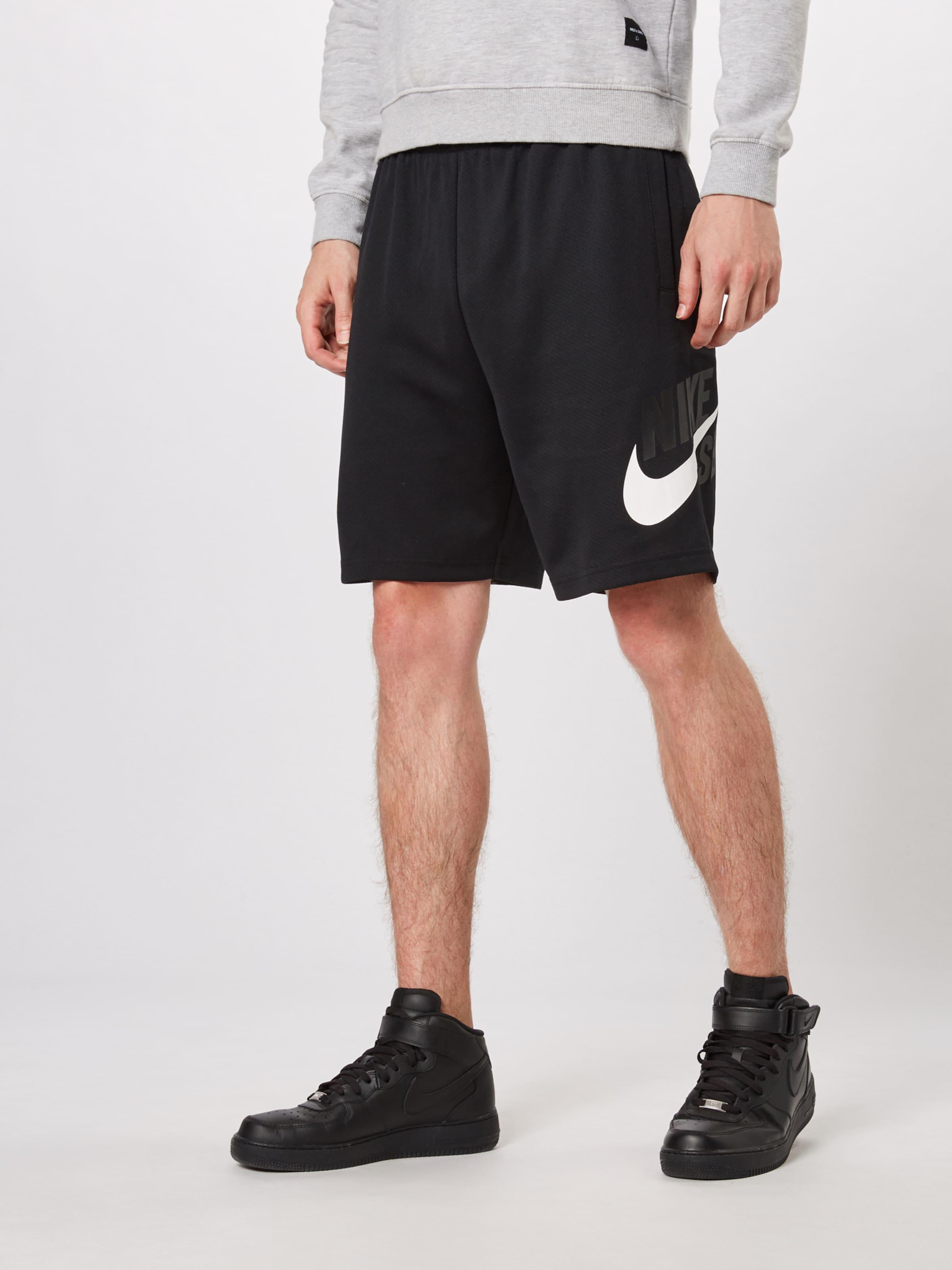 En Nk Nike Pantalon Hbr' Sb NoirBlanc 'm Dry vnm0N8w