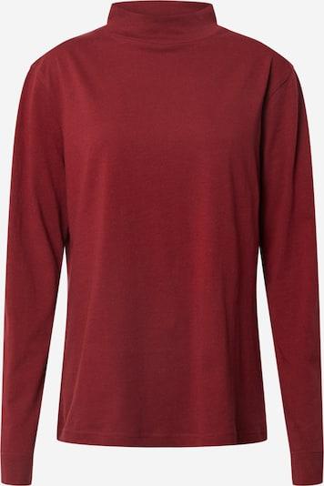 piros / burgundi vörös MELAWEAR Póló 'KALA', Termék nézet