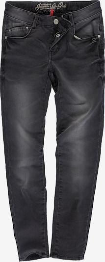 LEMMI Jeans in black denim, Produktansicht