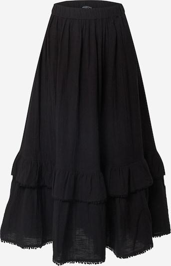 SELECTED FEMME Midirock in schwarz, Produktansicht