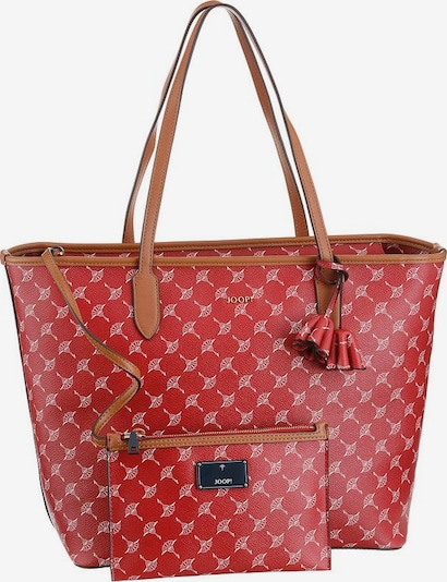 JOOP! Shopper 'Cortina Lara' in Rood / Wit AZ3nfPmO