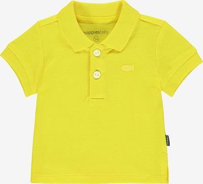 Noppies Poloshirt 'Riverside' in limone: Frontalansicht