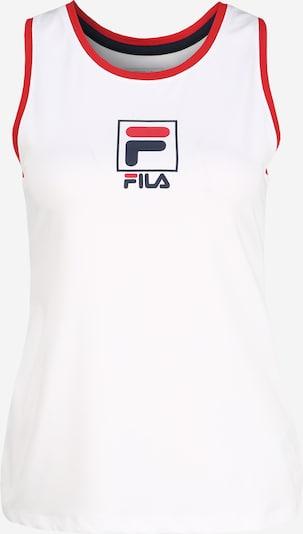 FILA Sportovní top 'Emma' - modrá / červená / bílá, Produkt