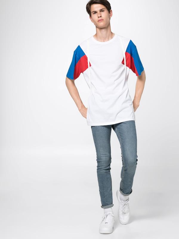 Urban shirt BleuRouge Blanc En T Classics vNw80nm