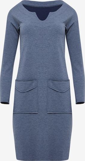 TALENCE Kleid in taubenblau, Produktansicht