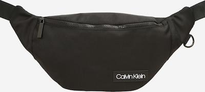 Borsetă Calvin Klein pe negru, Vizualizare produs