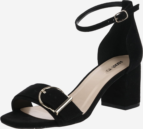 ABOUT YOU Slingpump 'Vivien' in schwarz, Produktansicht
