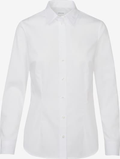 SEIDENSTICKER Bluse in weiß, Produktansicht