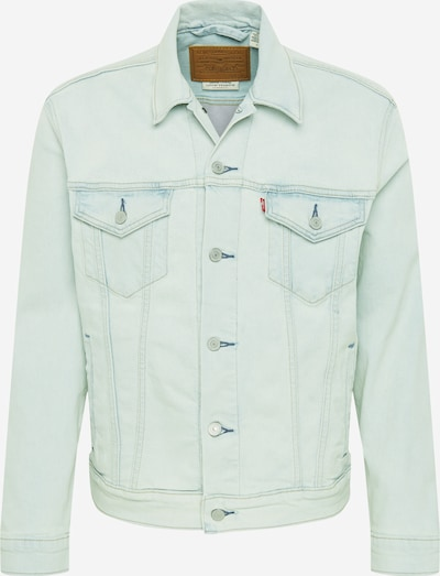 LEVI'S Jacke 'The Trucker' in white denim, Produktansicht