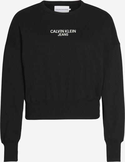 Calvin Klein Jeans Collegepaita värissä musta, Tuotenäkymä