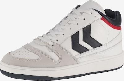 Hummel Sneaker 'Minneapolis Og' in grau / rot / schwarz / weiß, Produktansicht