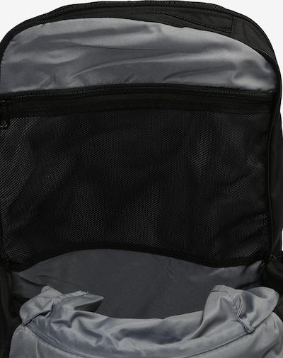 NIKE Sport-Tasche 'Brasilia' in schwarz: Draufsicht