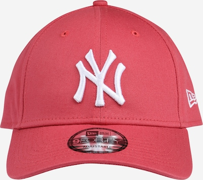 NEW ERA Cap 'League Essential 9Forty Neyyan' in rot / schwarz / weiß, Produktansicht
