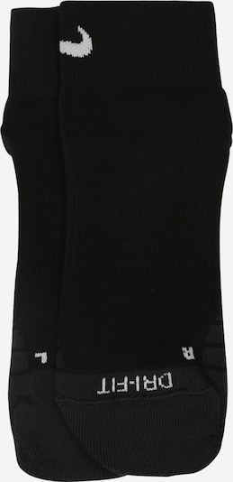 NIKE Športne nogavice | črna / bela barva, Prikaz izdelka