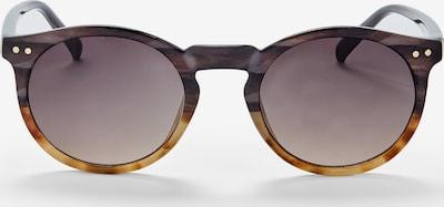 HALLHUBER Sonnenbrille in braun, Produktansicht