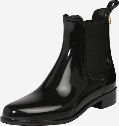 LEMON JELLY Rubber boot 'Comfy' in black, Item view