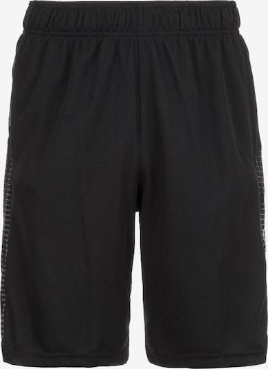 UNDER ARMOUR Pantalon de sport 'Baseline Practice' en noir, Vue avec produit