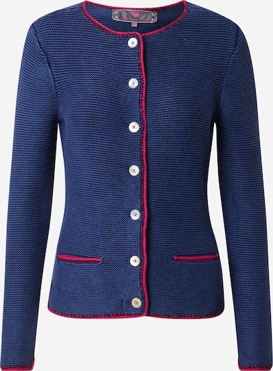 LIEBLINGSSTÜCK Strickjacke 'LSZara' in blau / pink, Produktansicht