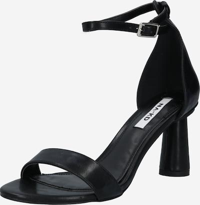 NA-KD Sandale s remenčićima u crna, Pregled proizvoda
