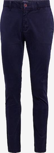 Hailys Men Chino hlače 'Mika' | mornarska barva, Prikaz izdelka
