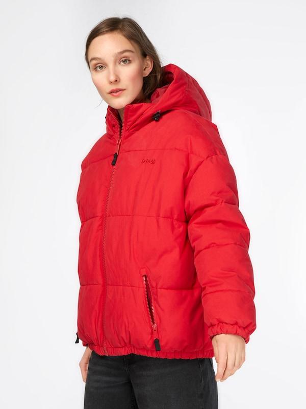 Alaska' Schott D'hiver En Nyc Rouge Veste 'jkt LMpGSVzqU