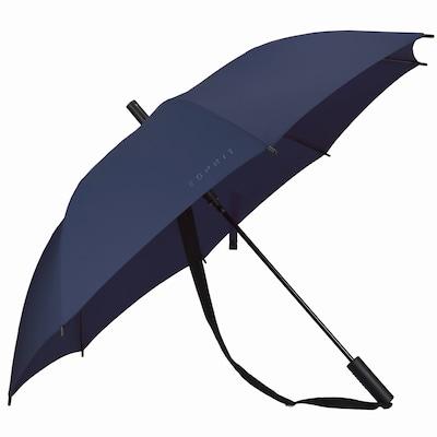 ESPRIT Parapluie en bleu, Vue avec produit