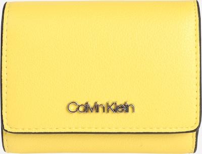 Calvin Klein Portemonnaie in gelb, Produktansicht