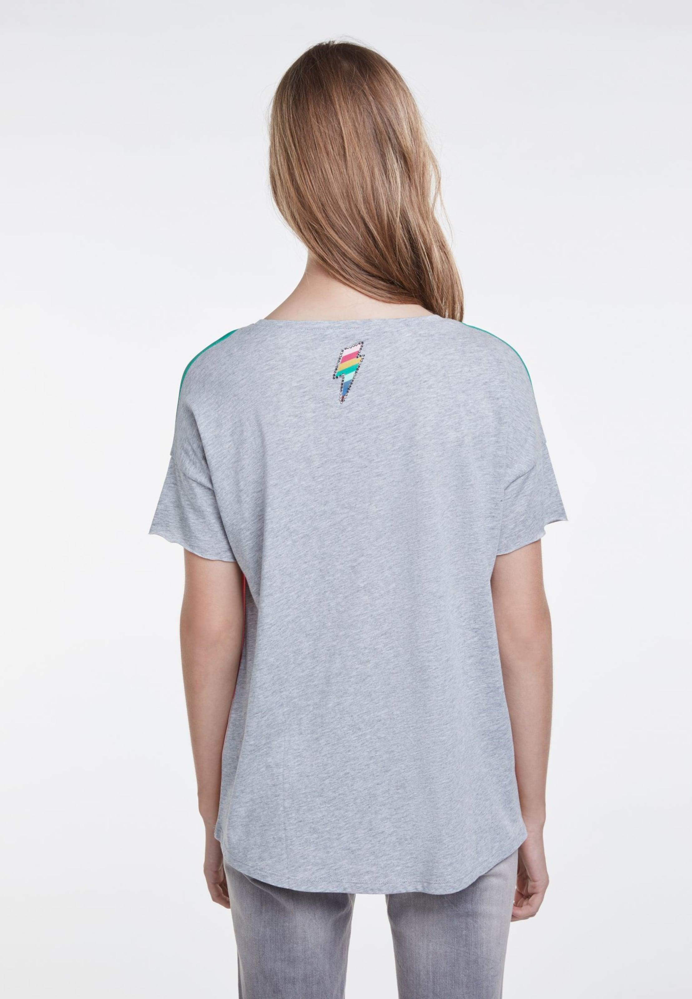 Shirt In Oui Shirt GrauMischfarben Oui In rBoCedx