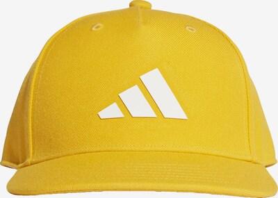 ADIDAS PERFORMANCE Kappe 'The Pack' in gelb / weiß, Produktansicht