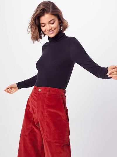 VERO MODA Bluse 'Ava Lulu GA Noos' in schwarz, Modelansicht
