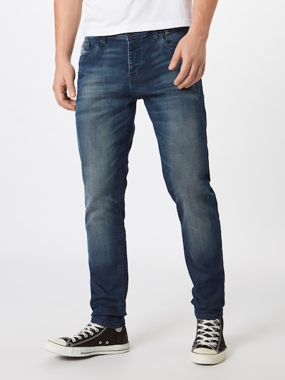 LTB Jeans 'SERVANDO X D' in blue denim, Modelansicht