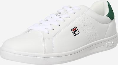 FILA Sneakers laag 'Crosscourt 2 F low' in de kleur Groen / Smaragd, Productweergave