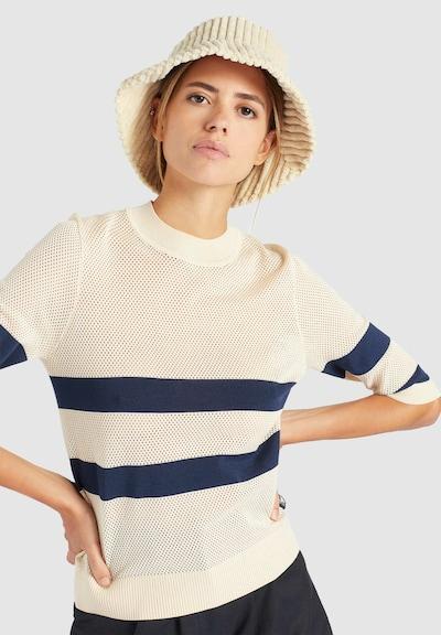 khujo Pullover ' CHUMANE ' in beige, Modelansicht