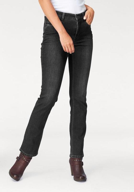MAC 5-Pocket-Jeans 'Melanie Stitch'
