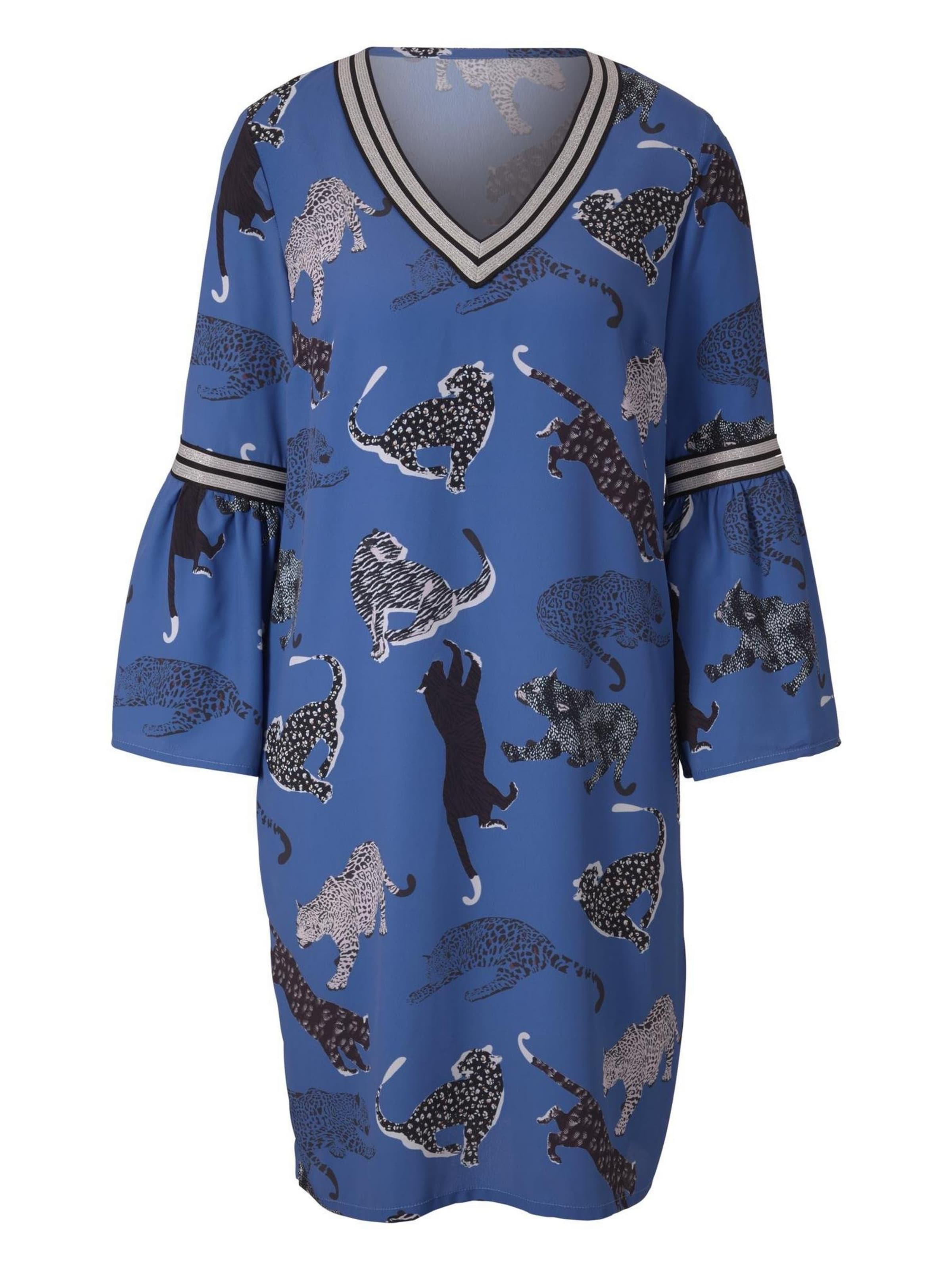 Kleid Heine Kleid Weiß BlauSchwarz In In Heine TFcKJ1l