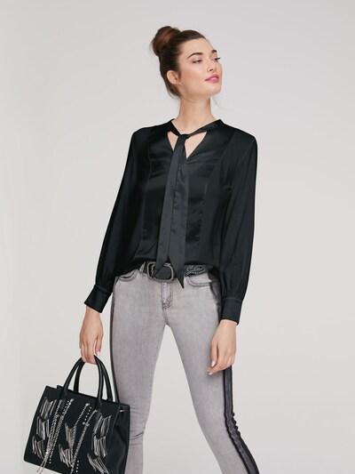 Palaidinė 'Style' iš heine , spalva - juoda: Vaizdas iš priekio